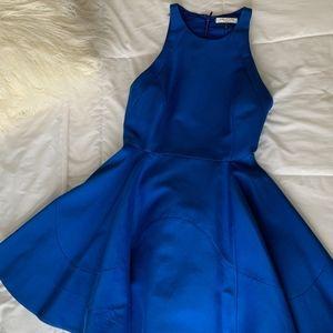 SALE!!!! Halston Heritage Blue Dress NWT